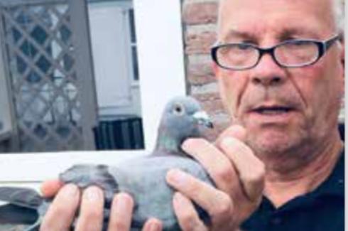 1e Nationaal Midfond Jong: Gert Jan Beute