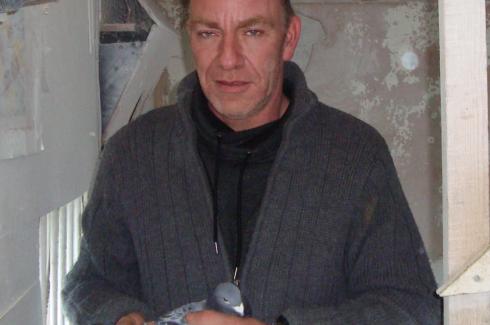1e Nationale Dagfond duif: Marco Kerkhof, Emmerich.
